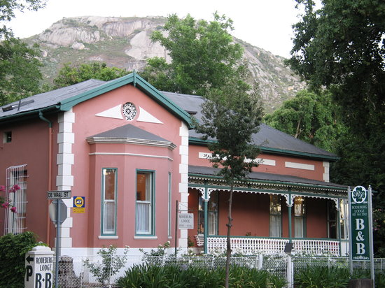 Rodeberg Lodge