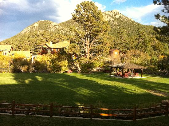 Trout Haven Ranch Lodge: View from Brook Trout Suite