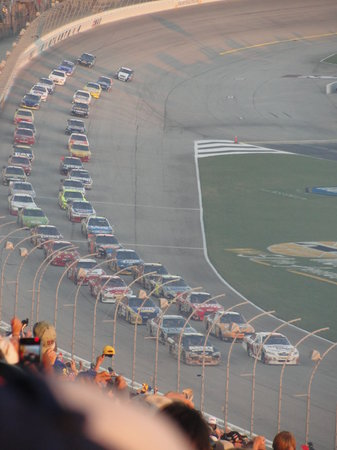 Emory Healthcare 500 Start Picture Of Atlanta Motor