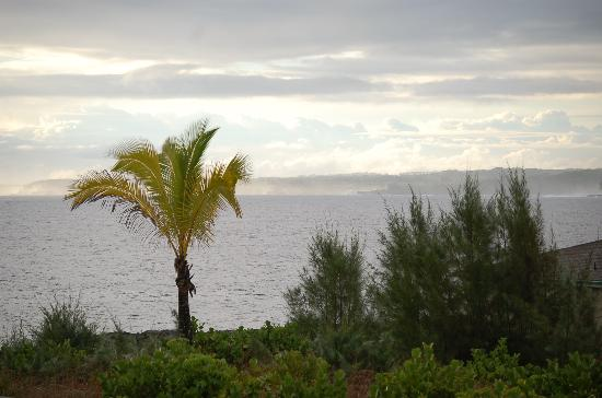 Ala Kai Bed &amp; Breakfast: view from lanai