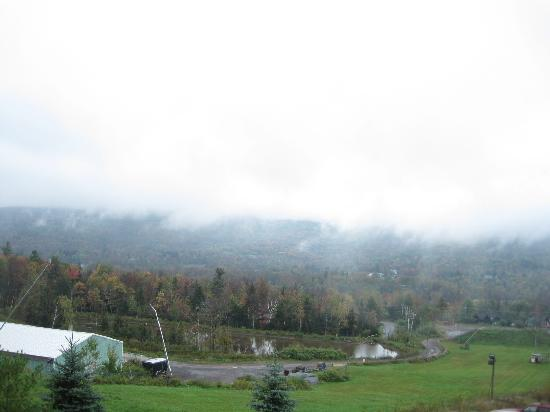 Kaatskill Mountain Club: View from one of the rooms