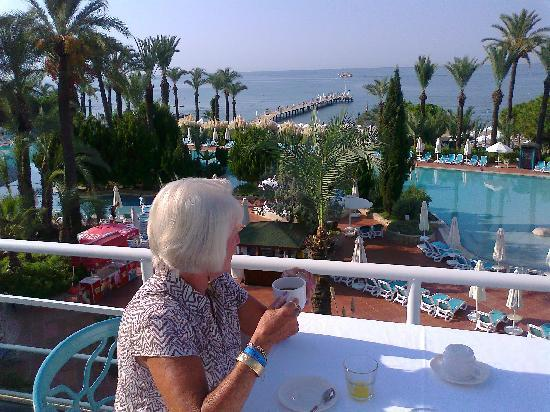 Breakfast on the terrace picture of sentido perissia for The terrace brunch
