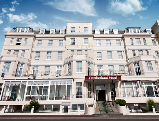 Cumberland Hotel Eastbourne