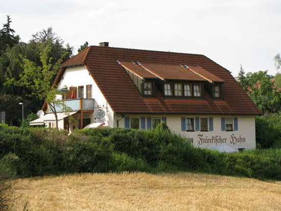 Landhaus Frankischer Hahn