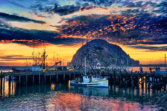 Morro Bay, CA: Discover A New Rock Star!