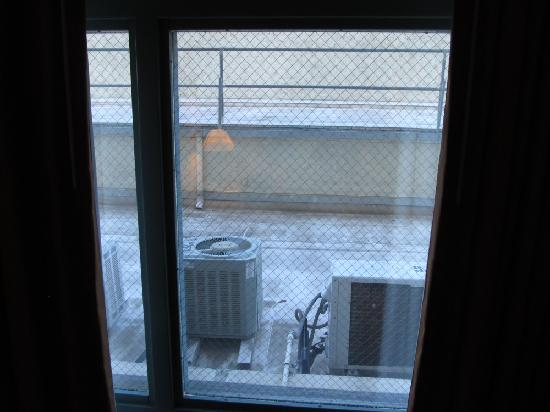 Fiesta Henderson Casino Hotel: room with no view