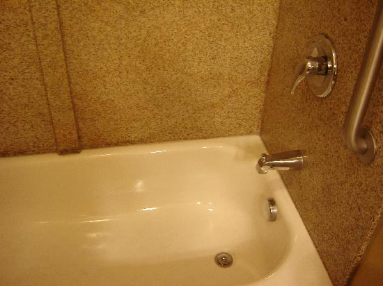 Country Inn & Suites Harrisburg-Union Deposit: Shower/Bathtub