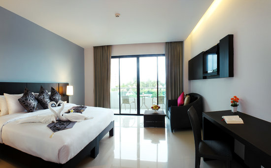 Simplitel Hotel: Deluxe Room Extra King Bed