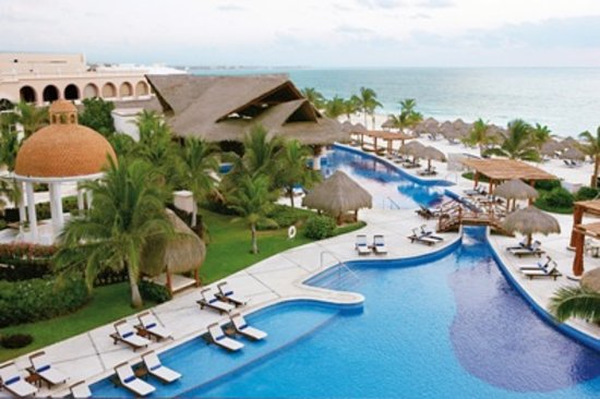 Excellence Riviera Cancun: Hotel Overview