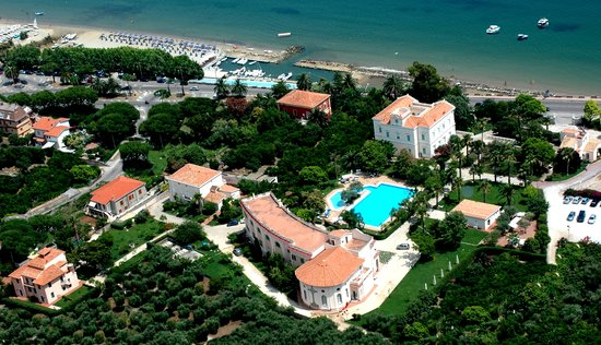Villa Irlanda Grand Hotel