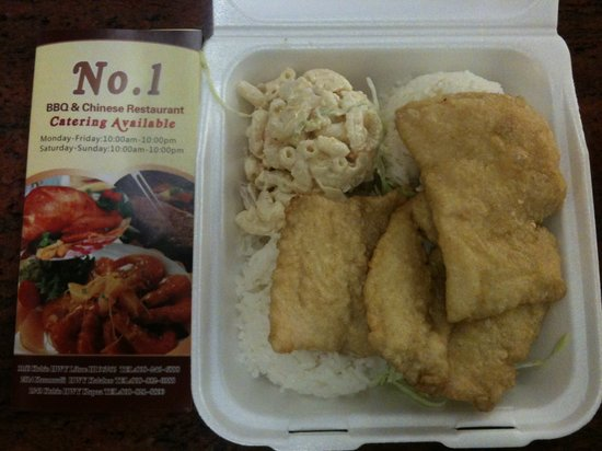 Super food review of no 1 chinese bbq restaurant for Asian cuisine kauai