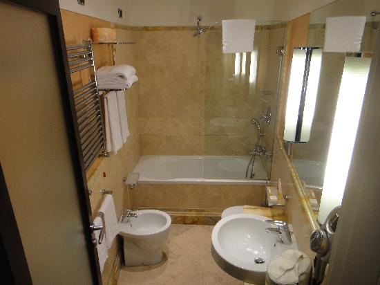 Bathroom 413 Picture Of Hotel Opera Roma Rome TripAdvisor