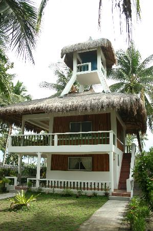 Dauin, Philippines: Waterthank-house