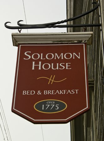 1775 Solomon House Bed and Breakfast