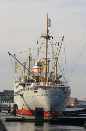 Photo of MS Georg Buchner Rostock