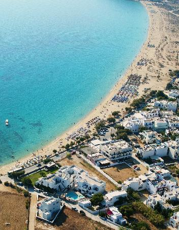 ‪‪Agios Prokopios‬, اليونان: Liana Hotel and Agios Prokopios Beach!‬