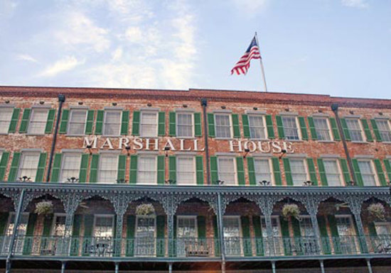 Photo of Marshall House Savannah
