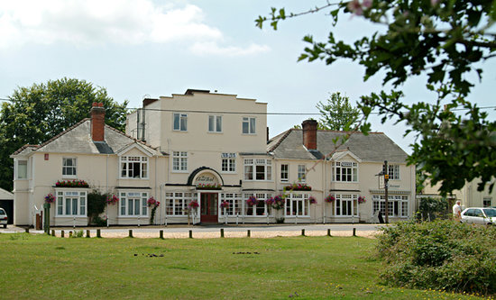 Brockenhurst, UK: The Cloud Hotel