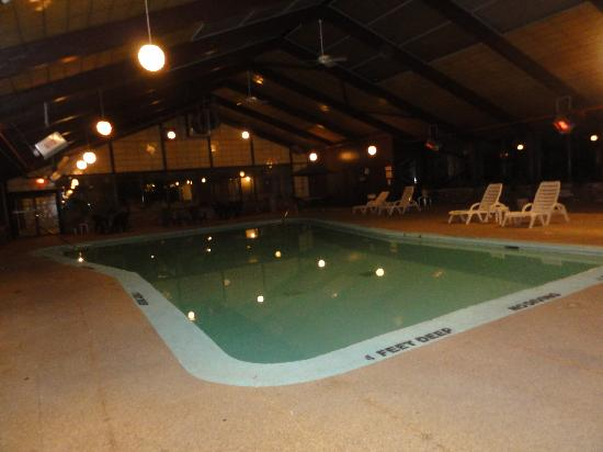 Clarion Hotel University Hotel & Conference Center: Indoor Pool