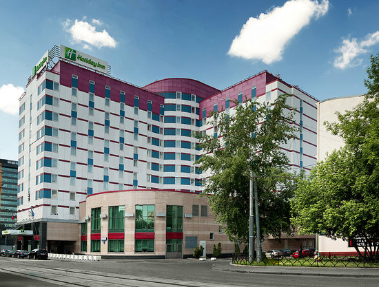 ‪Holiday Inn Moscow Lesnaya‬