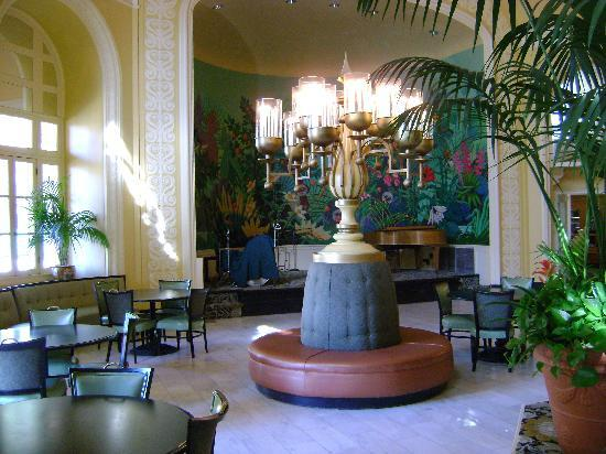 Arlington Resort Hotel & Spa: Lobby