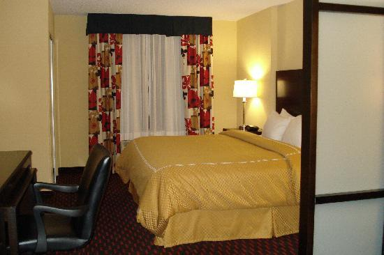 Comfort Suites Altoona: Beautiful room