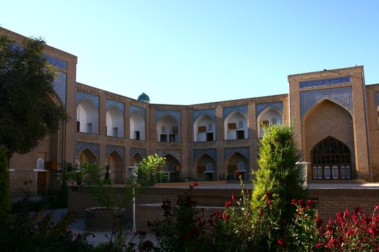Khiva restaurants