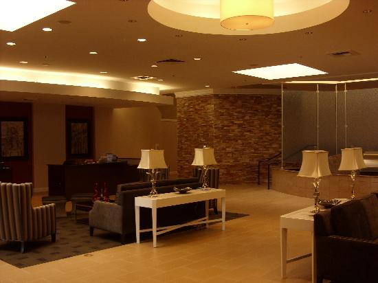 Crowne Plaza Sacramento: Lobby