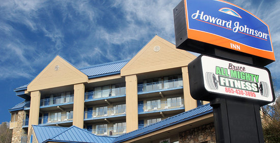 Howard Johnson Inn Gatlinburg Downtown