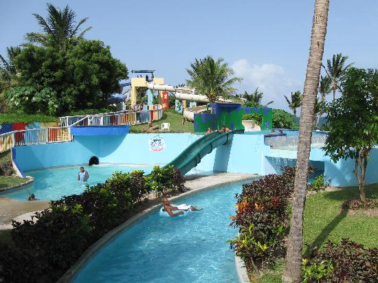Vieux Fort, St. Lucia: The Lazy River and Waterpark