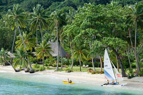 Qamea Resort And Spa Fiji