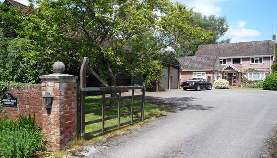 Landford Wood Farmhouse B&B