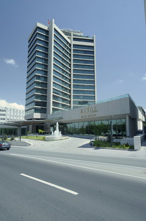 Rixos Grand Hotel Ankara: Overview