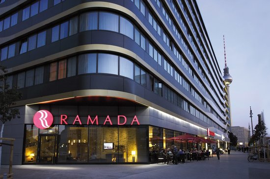 Ramada Hotel Berlin-Alexanderplatz