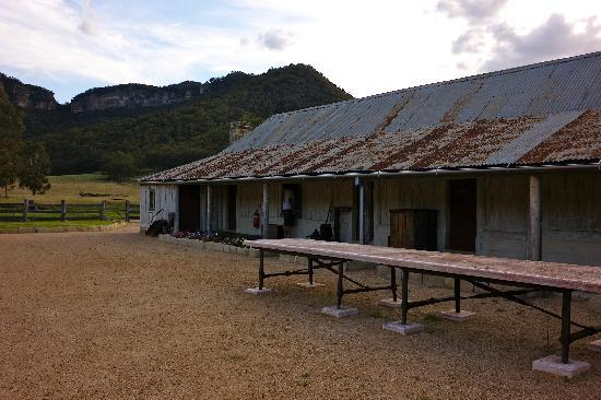 Emirates One&Only Wolgan Valley: The old homestead