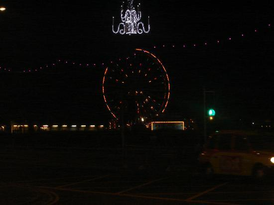 Blackpool, UK: Big Wheel on Central Pier