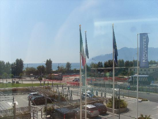 Novotel Salerno Est Arechi: View from the room