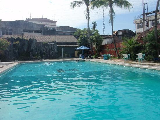 Sahid Kawanua: The pool at Sahaid Kawanua