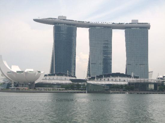Novotel Singapore Clarke Quay: Marina Bay Sands