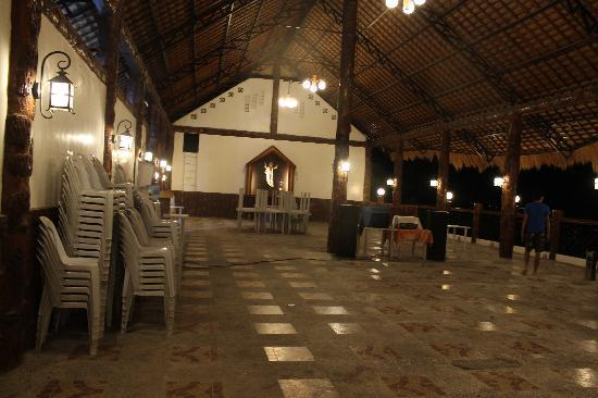 Blue Coral Beach Resort: Chapel Upstairs