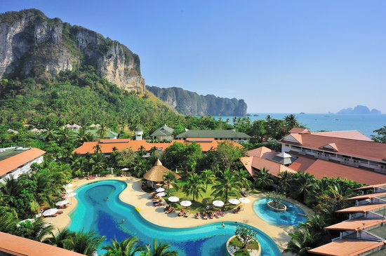 Topview at Aonang Villa Resort, Krabi