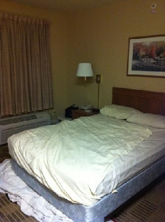 Crossland Economy Studios - Dallas - Irving: Bed