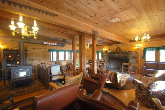 Drakesbad Guest Ranch: Charming interiors!