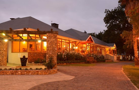 Knysna Hollow Manor House