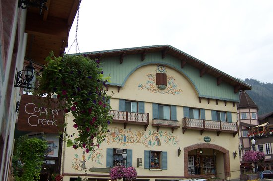 Leavenworth, WA: Cool building