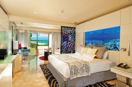 Paradisus Playa del Carmen La Perla: Luxury Junior Suite Royal Service Ocean View