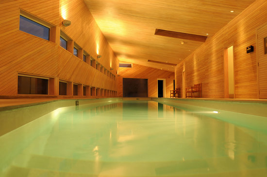 explora Patagonia - Hotel Salto Chico: Spa, Ona's Bath House