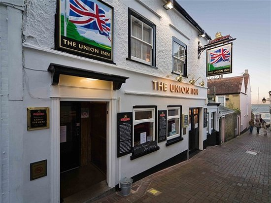 The Union Inn: Pub Exterior - Watchouse lane