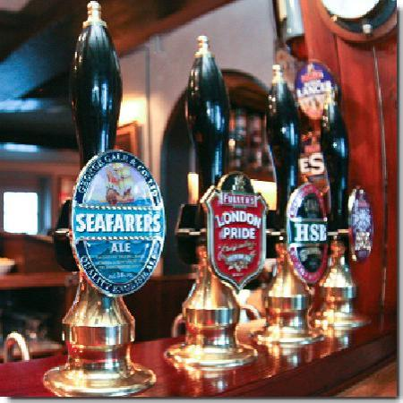 The Union Inn: Real Ales