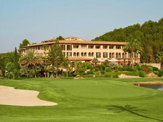 Sheraton Mallorca Arabella Golf Hotel: Exterior view